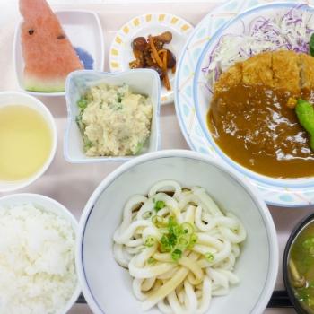 13日の夕食