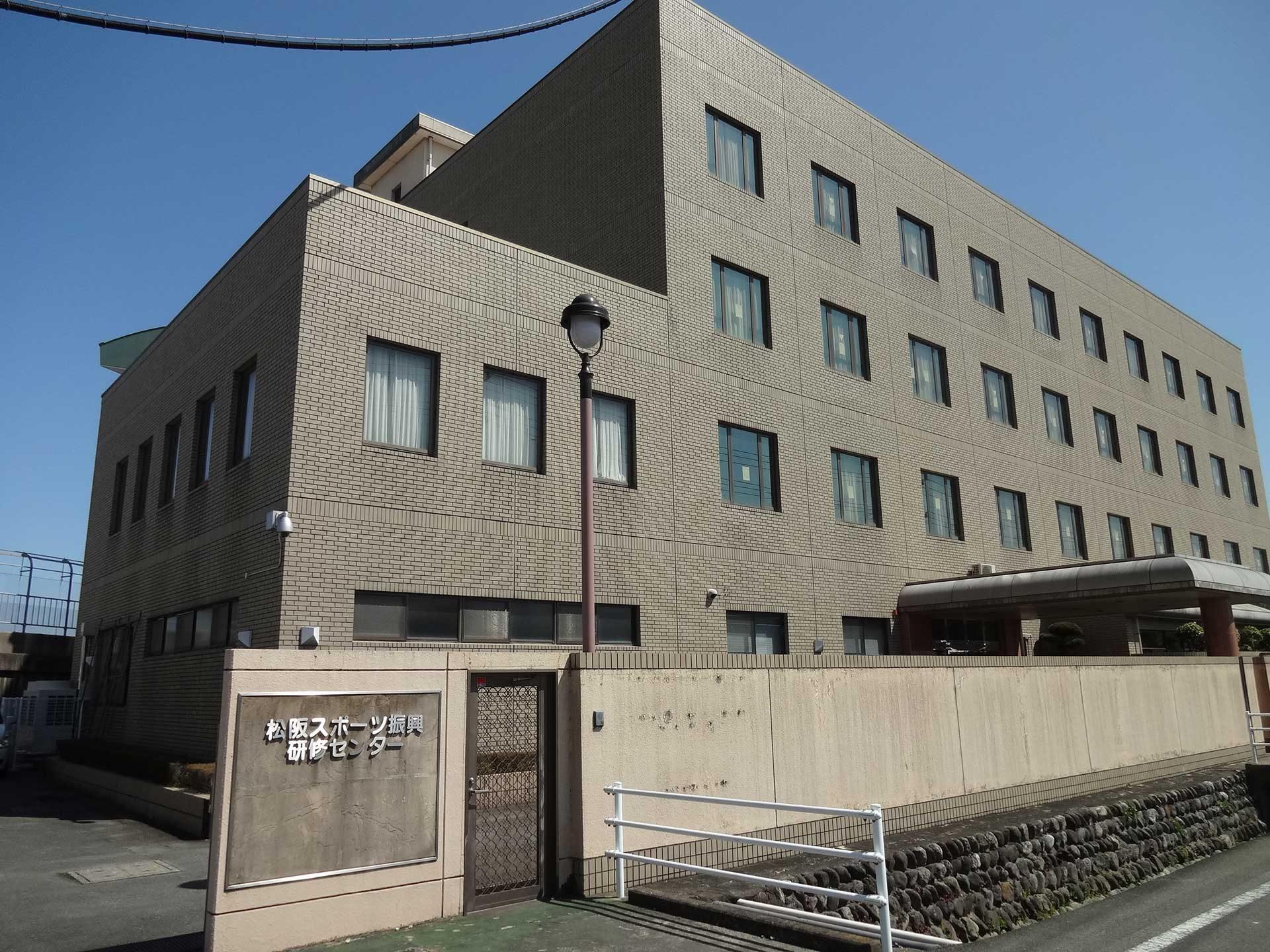 三重県松阪市にある宿泊研修施設です。