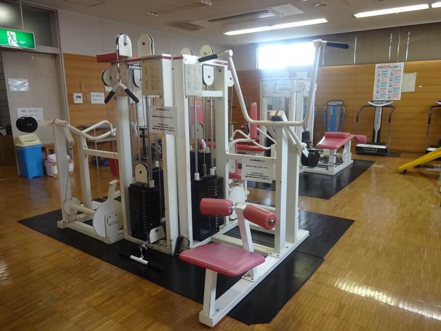 松阪スポーツ振興研修センターの画像